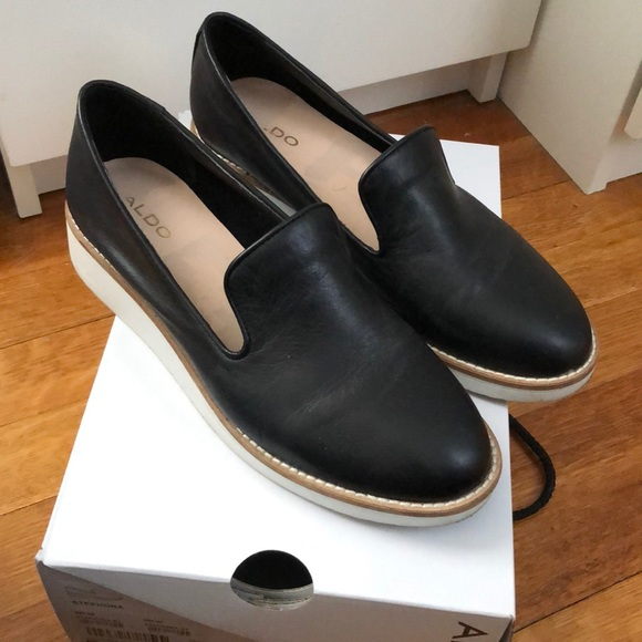 275714945 Aldo Shoes | Womens Stephona Size 8 Black | Poshmark